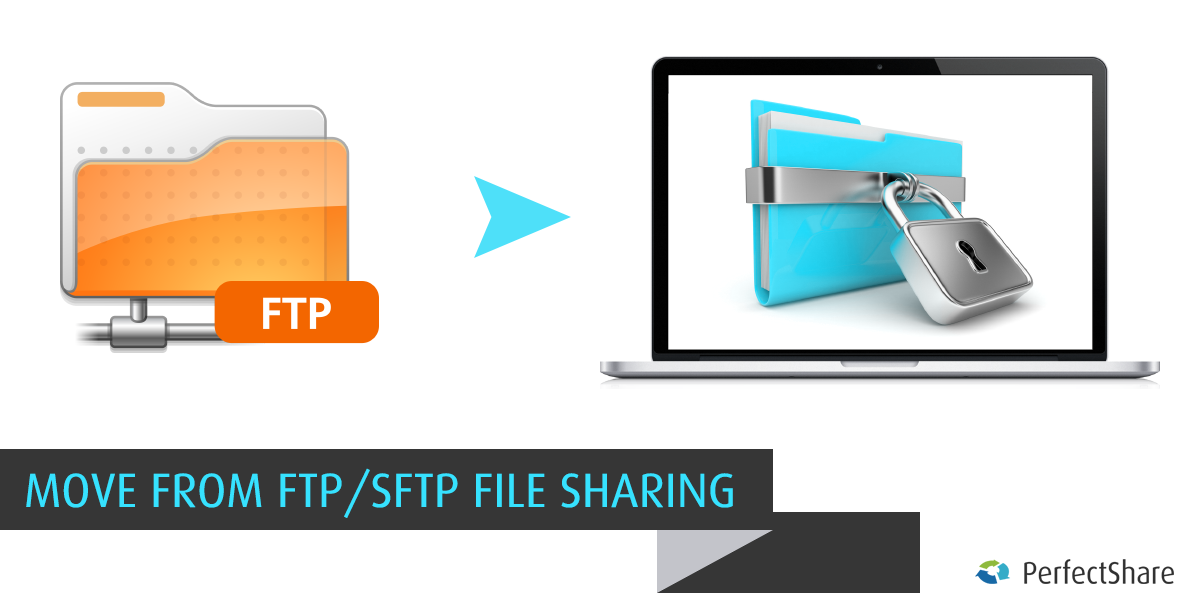 Move from FTP Collaboration to Secure file sharing