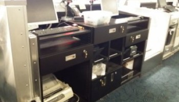 Locked file cabinet security fail