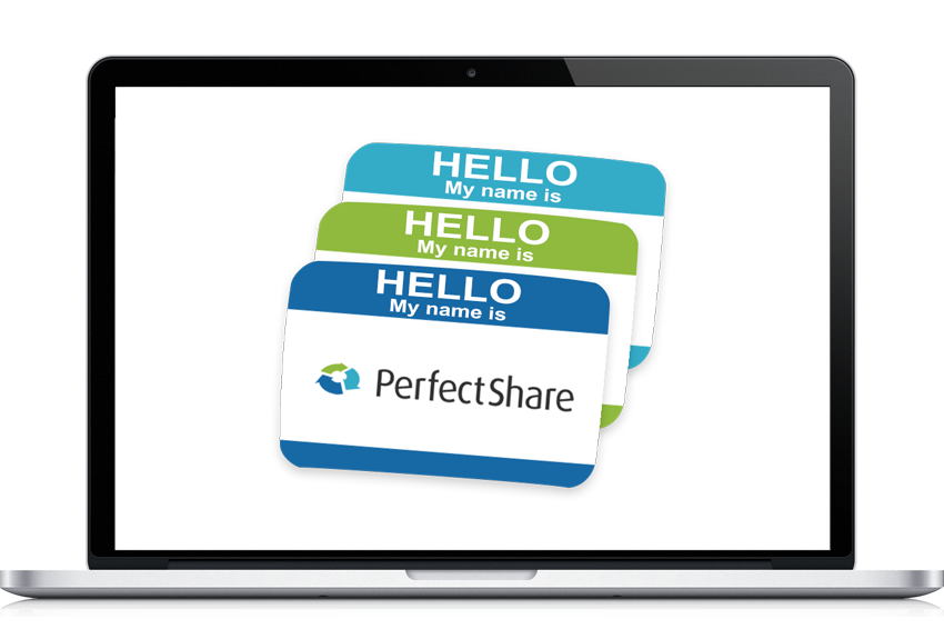 PerfectShare allows your account to be branded to your business